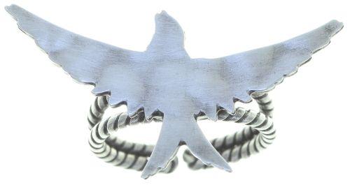 Konplott The Sparrow Ring Größe S in silber 5450543749778