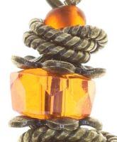 Vorschau: Konplott Tropical Candy Halskette mit Anhänger - Orange 5450543799926