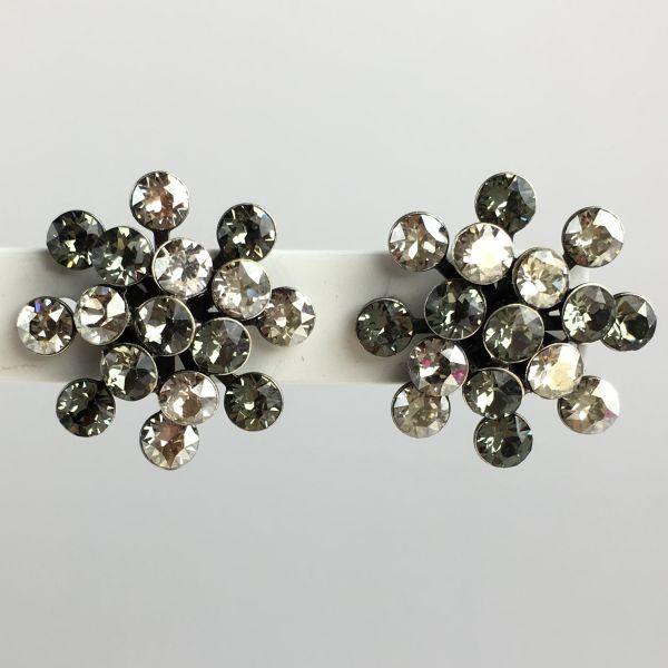 Konplott Magic Fireball crystal satin Ohrstecker kristall, grau - Gebraucht wie Neu 5450527778367-g