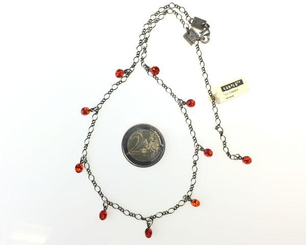 Konplott Tutui hyacinth Halskette steinbesetzt 5450527641258