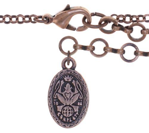 Konplott Amazonia Halskette in rot 5450543752785