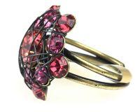 Vorschau: Konplott Bended Lights Ring in Koralle/ Pink 5450527759960