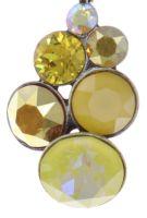 Vorschau: Konplott Petit Glamour Halskette in buttercup gelb 5450543795485