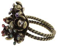 Vorschau: Konplott Ring in multi - Where the Lilac Bloom 5450543883823