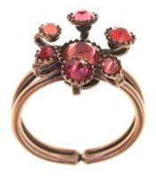 Konplott Alien Caviar Ring Forever Red 5450543895789