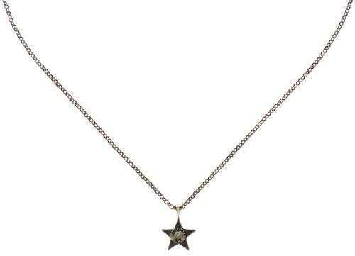 Konplott Dancing Star Halskette mit Anhänger in blau Größe XS 5450543773957
