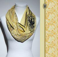Vorschau: Konplott Schal Floral 12 in gelb 5450543807003