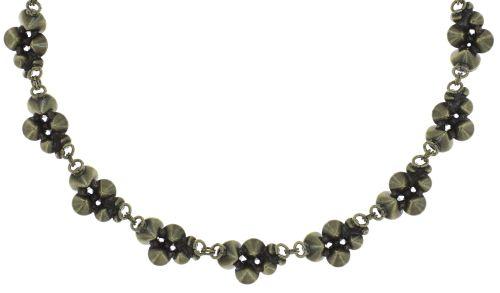 Konplott Petit Glamour steinbesetzte Halskette in dunkelblau 5450543760049