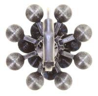 Vorschau: Konplott Magic Fireball Ohrhänger in apricot de glace crystal peach de lite 5450543797298