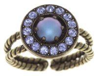 Vorschau: Konplott Simply Beautiful Ring in blau 5450543779799