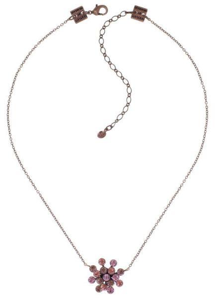 Konplott Magic Fireball Halskette Rosy Rose klassisch 5450543893709