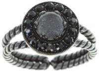 Vorschau: Konplott Simply Beautiful Ring in schwarz 5450543745411