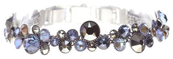 Konplott Water Cascade Armband in blau/braun 5450543753881