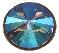 Vorschau: Konplott Rivoli Ohrstecker in lila crystal paradise 5450543783789