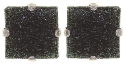 Konplott Cleo Ohrstecker Graphite Black 5450543912646