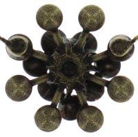 Vorschau: Konplott Magic Fireball Halskette mit Anhänger grün/ kristall 5450543683058