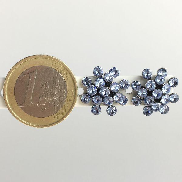 Konplott Magic Fireball light sapphire, hellblau Ohrstecker mini 5450543656298