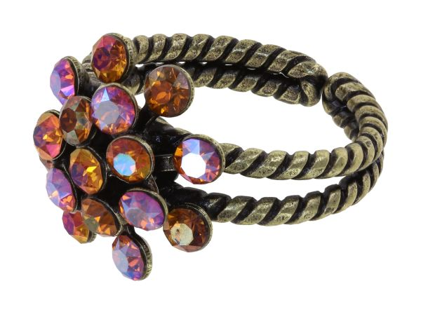 Konplott Magic Fireball Ring in orange mini 5450543915036