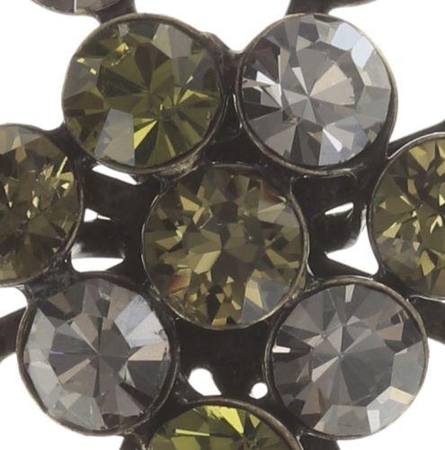 Konplott Magic Fireball Ohrstecker grün/ kristall 5450543683089