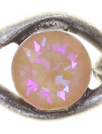 Konplott Magic Fireball Armband in apricot de glace crystal peach de lite 5450543797281