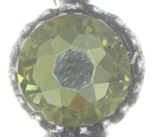 Konplott Amazonia Halskette mit Anhänger in grün, Größe S 5450543760773