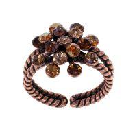 Konplott Magic Fireball Ring Shine On Wood in mini 5450543937328