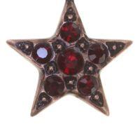 Vorschau: Konplott Dancing Star Ohrhänger in rot Größe XS 5450543774572
