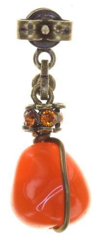 Konplott Tropical Candy Ohrring Ohrstecker - Orange 5450543811789
