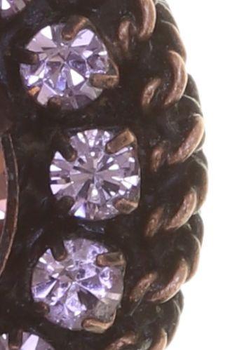Konplott Rock 'n' Glam Ohrstecker in lila light amethyst 5450543776934