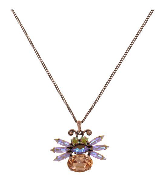 Konplott Love Bugs Bilitis Halskette in beige 5450543934563