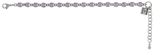 Konplott Magic Fireball Armband in lilashine crystal lavender de lite 5450543852676