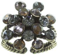 Vorschau: Konplott Magic Fireball Ring in grau 5450543754673
