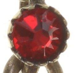 Konplott Tropical Candy Ohrring - Blut-Rot 5450543810171