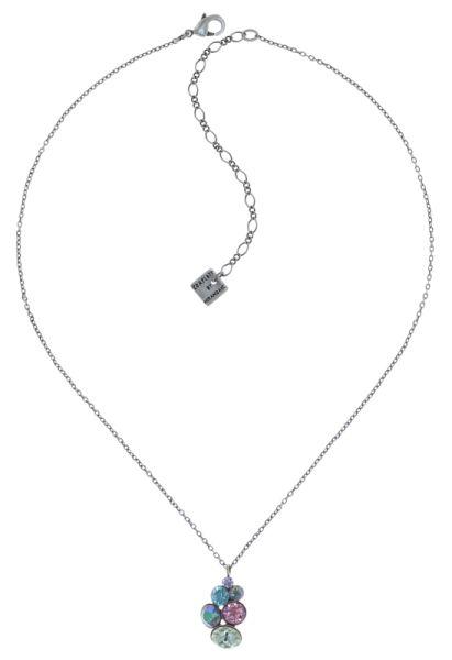 Konplott Petit Glamour Halskette in pastel sorbet 5450543795324