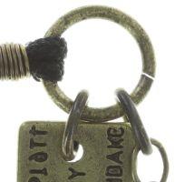Vorschau: Konplott Festival Armband in beige Messing 5450543746555