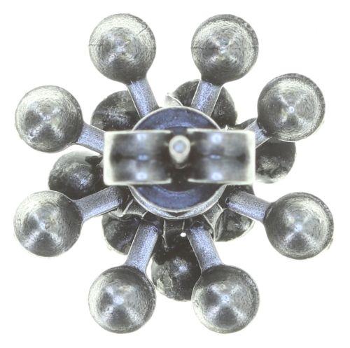 Konplott Magic Fireball Ohrstecker mini in weiß 5450543755014