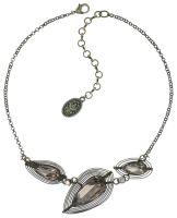 Vorschau: Konplott Amazonia Halskette in beige 5450543753454