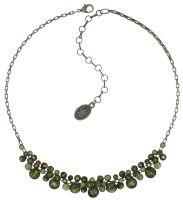Vorschau: Konplott Water Cascade steinbesetzte Halskette in grün 5450543754215