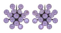 Vorschau: Konplott Magic Fireball Ohrhänger in lilashine crystal lavender de lite 5450543852683