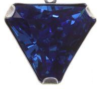 Vorschau: Konplott Mix the Rocks Ohrstecker in crystal blau 5450543790114