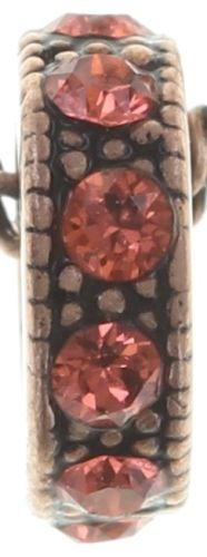 Konplott Colour Ring Halskette in coralline 5450543734347