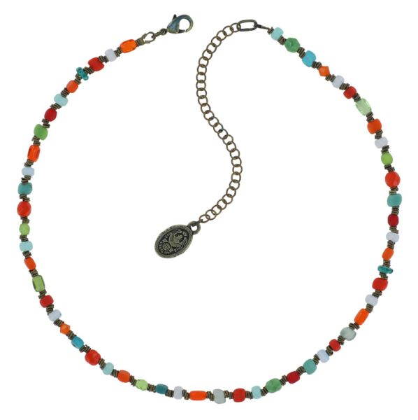 Konplott Petit Glamour d'Afrique Halskette in multi 5450543913810