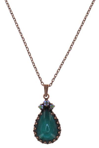 Konplott Mary Queen of Scots Halskette Blue Flame 5450543897301