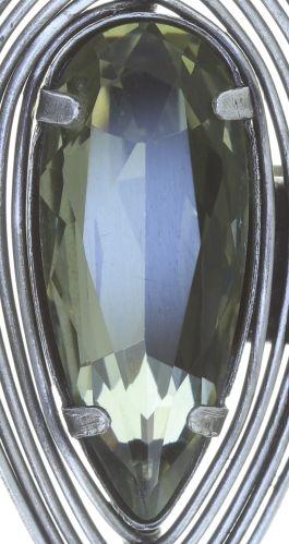 Konplott Amazonia Ring in grün, Größe M,S 5450543753256