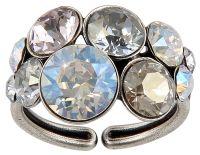Konplott Petit Glamour Ring in weiß 5450543760261