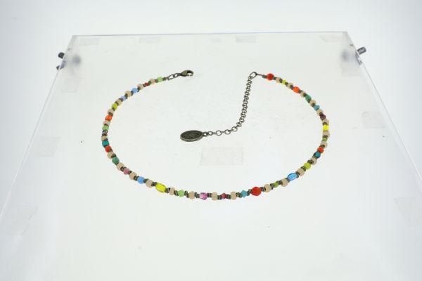 Konplott Petit Glamour d'Afrique Halskette in pastel multi 5450543913933