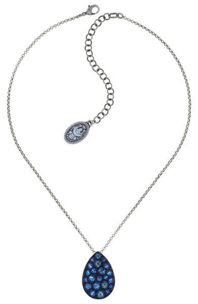 Konplott Tears of Joy Halskette in Blue Lagoon Größe L 5450543893136