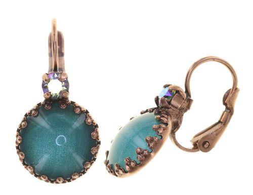 Konplott Daily Desire Ohrhänger Blue Flame 5450543898407