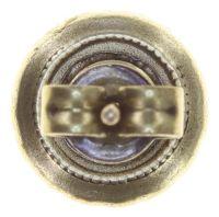 Vorschau: Konplott Striptease Ohrstecker klein in schwarz/weiß Größe XS 5450543780313