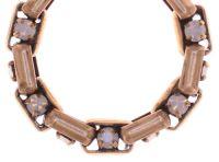 Vorschau: Konplott Industrial Halskette in water opal rosé 5450543796468